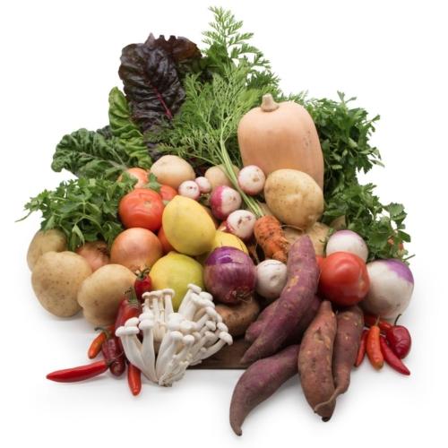 Organic Veg - Family Portion